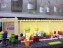 Как делают мороженое? Конкурс Легобум, заявка от команды Маленькие Эйнштейны. Элиста, республика Калмыкия