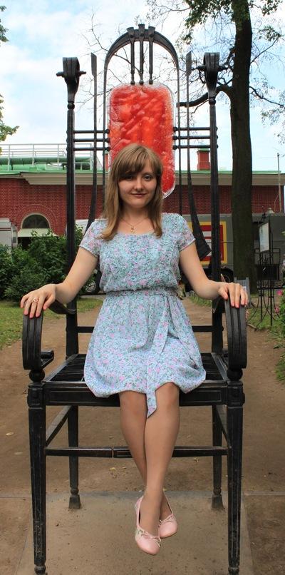 Оля Подвигайло, 2 августа , Электросталь, id24300147