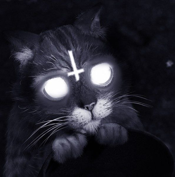 культ Сатаны. Сатана. Дьявол. Люцифер ( фото, видео, демотиваторы, картинки) NDO6GK_qqCo