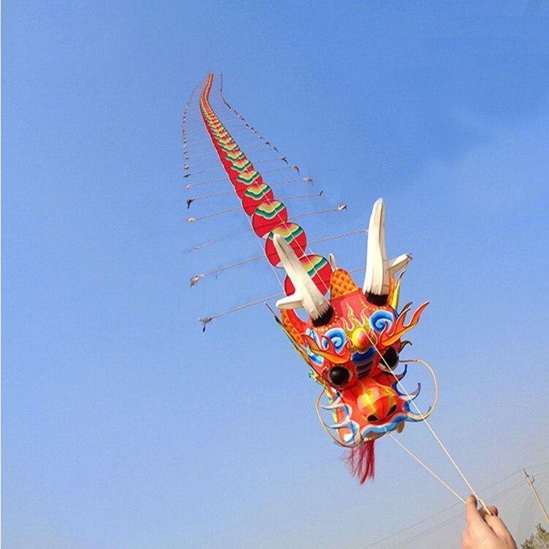Огромный воздушный змей 7 метров -