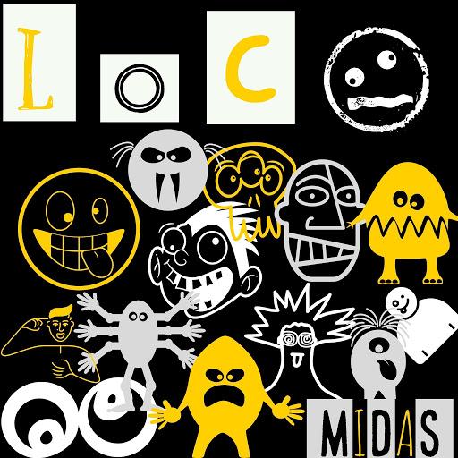 Midas альбом Loco