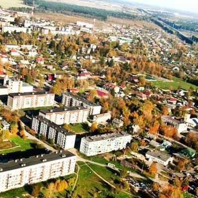 Город Волосово