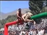 Chitral Traditional Game ( Chath Chath o Ulek ) - Funny Pakistani Game