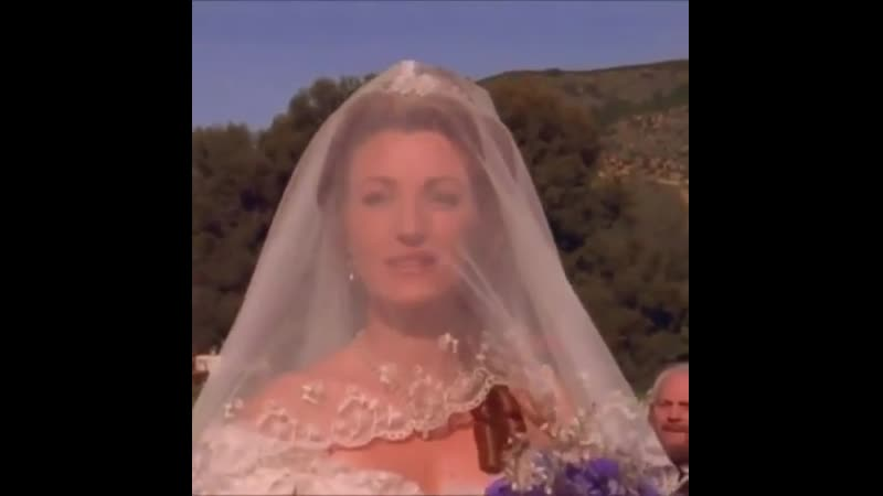 Микаэла и Салли. Свадьба