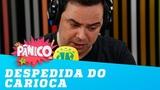 Carioca CHORA ao anunciar sa