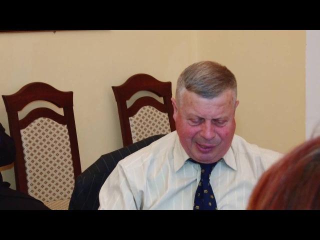 Исмаил Керим - Круглый стол Место крымскотатарской интеллектуальной мысли в со ...