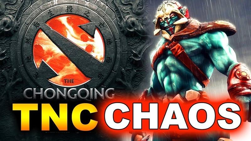 TNC vs CHAOS SEA vs SA CHONGQING MAJOR DOTA 2