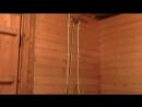 Выживание. Хозяйство своими руками. Русская баня. Как Это Часть 4_ Электричество и водоснабжение