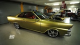 INSIDE GARAGE Holden FB concept build combining FIVE cars into one!!