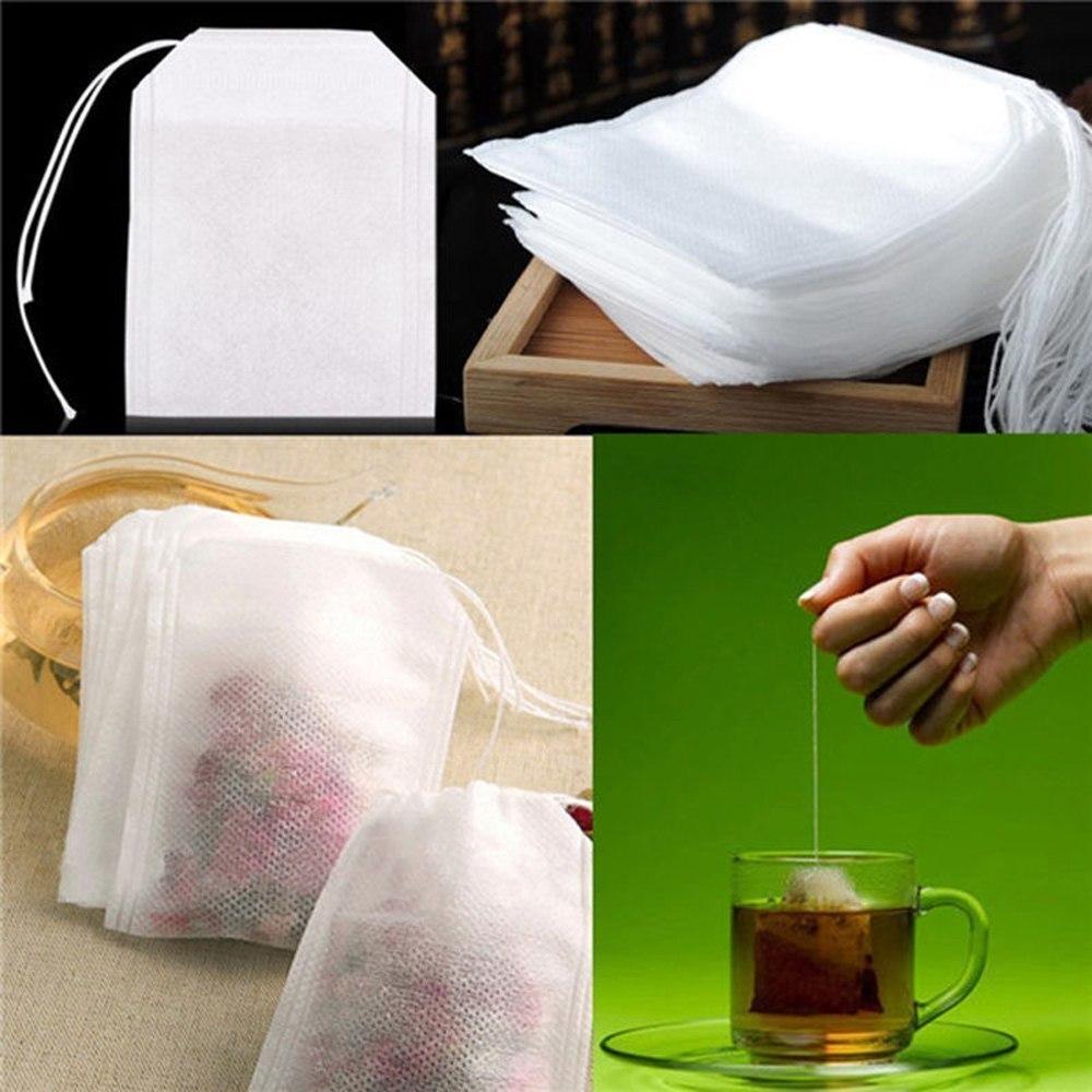 Пакетики для чая или сухих трав