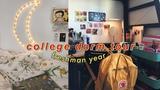 college dorm tour 2018 // sdsu freshman