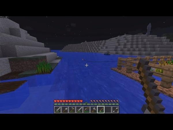Прохождение Minecraft Серия 8 На соседний остров