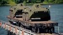ВОТ ЭТО МОЩЬ! ВОТ ЭТО СИЛА! Учения железнодорожных войск в Ярославле август 2017