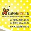 NakleiFon.ru-виниловые наклейки на стены и авто