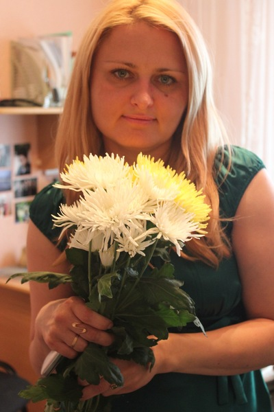 Оксана Кригалева, 27 июня 1975, Екатеринбург, id211372419
