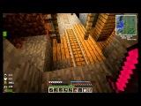Minecraft в РПГшном мире [Серия 10] Паучья шахта