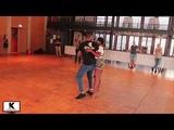 Candido and Corinne Urban kiz Dance demo