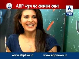 Salman Khan and Jacqueline talk about Kick on ABP News