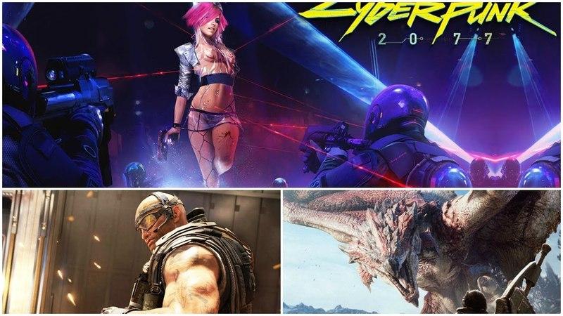Слух – бои в Cyberpunk 2077 не покажут на Е3   Игровые новости