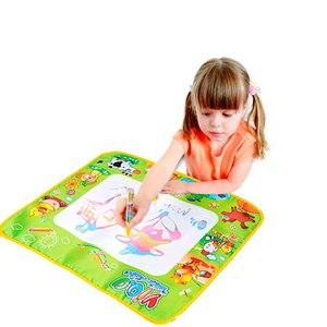 Волшебный коврик для рисования водой