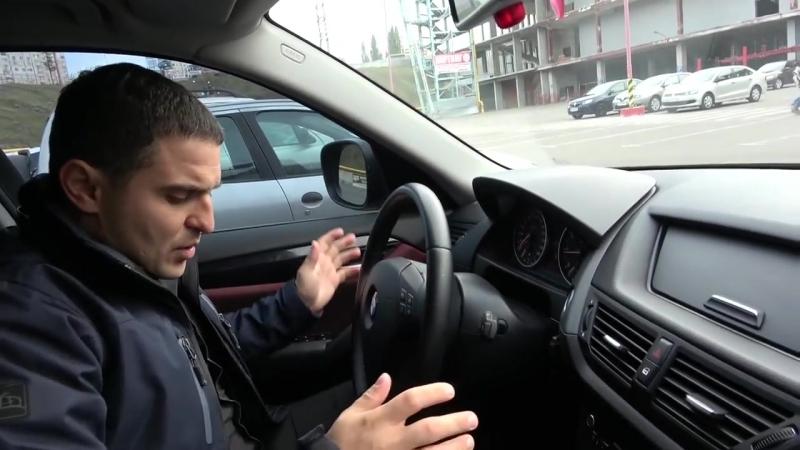 Обзор BMW X1 - ZPSANEK
