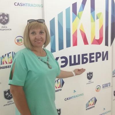 Наталья Ветрова
