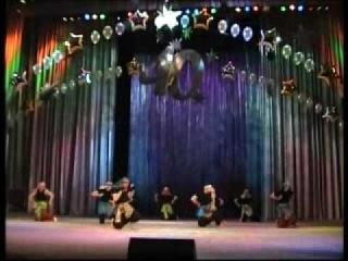 ДЕТСКАЯ ГРУППА Studio - GARUDA. Dance Silat - Kali.  A PLAKSIN MOSKOW CLUB