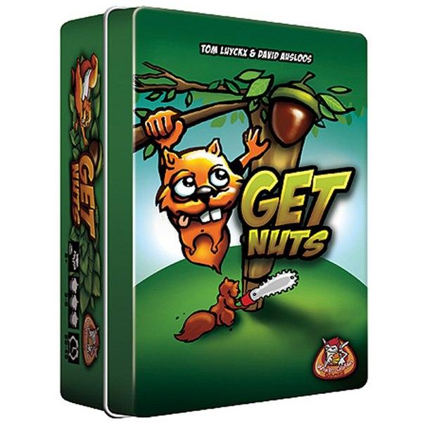 Бешеные Белки Get Nuts