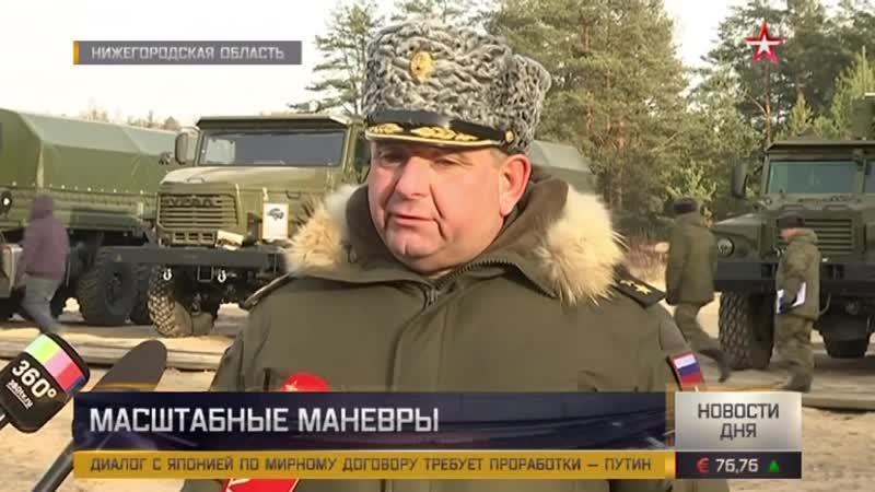 «Автосервис» под огнем_ танкисты отработали эвакуацию подбитой техники
