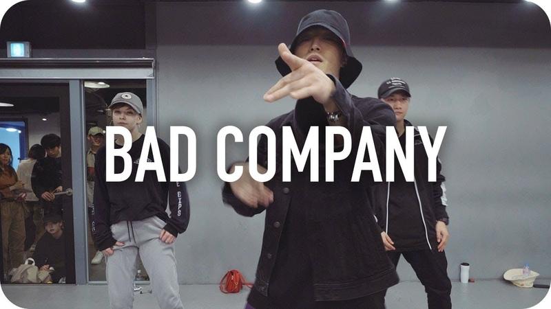 Bad Company - ASAP Rocky ft. BlocBoy JB Junsun Yoo Choreography