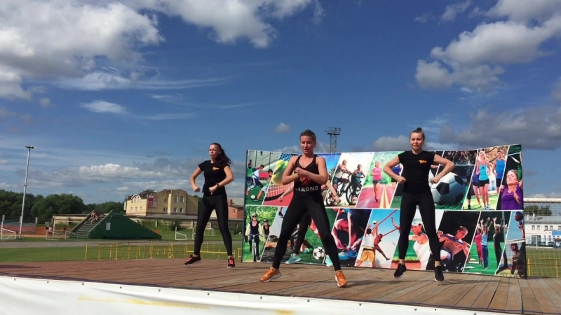 STRONG by ZUMBA Todayfitness