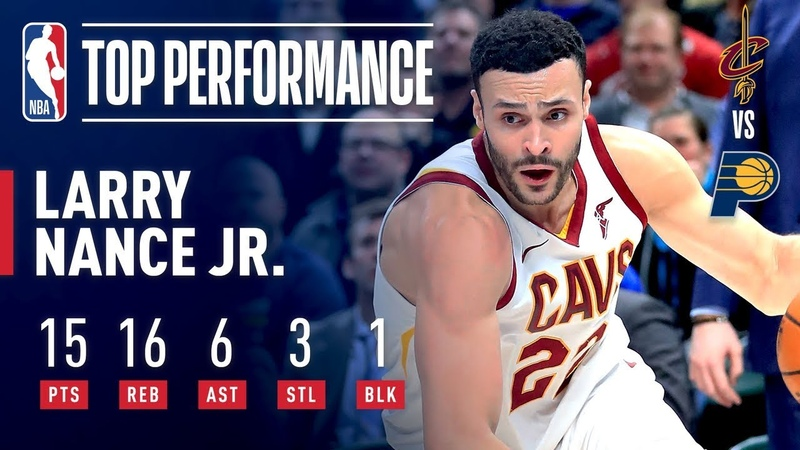 Larry Nance Jr. WINS IT For The Cavaliers | December 18, 2018 NBANews NBA Cavaliers