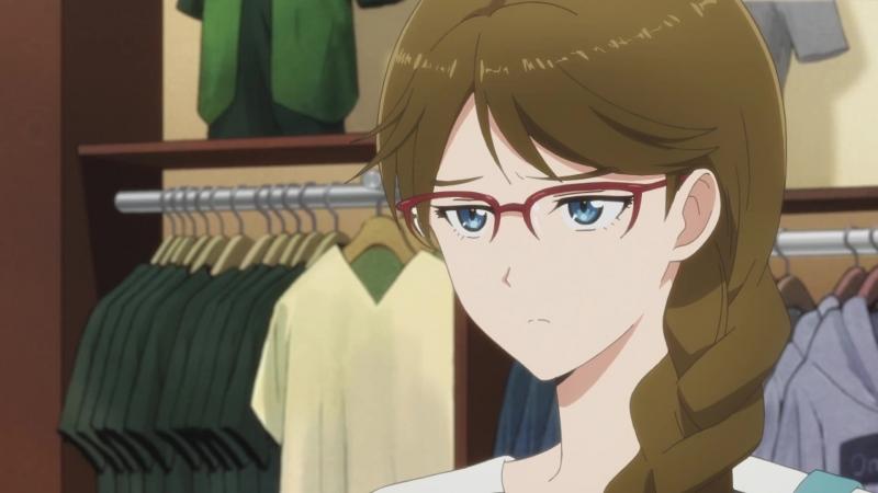 Тада не может влюбиться Tada kun wa Koi o Shinai 7 серия Ancord Oriko AniDUB