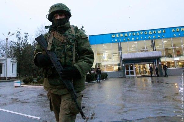 التصعيد العسكري الروسي بشبه جزيرة القرم الأوكرانية  34byUNuXaxU