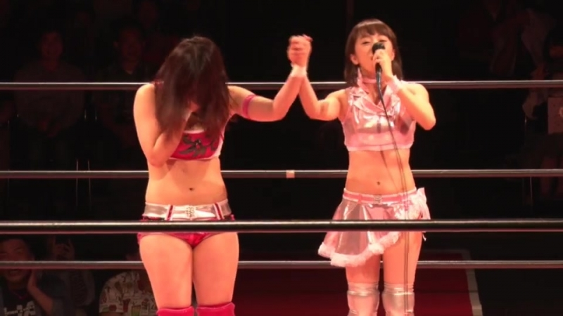 """Azusa Takigawa vs. Miyu Yamashita - TJP """"HOW DO YOU LIKE SHINKIBA?"""