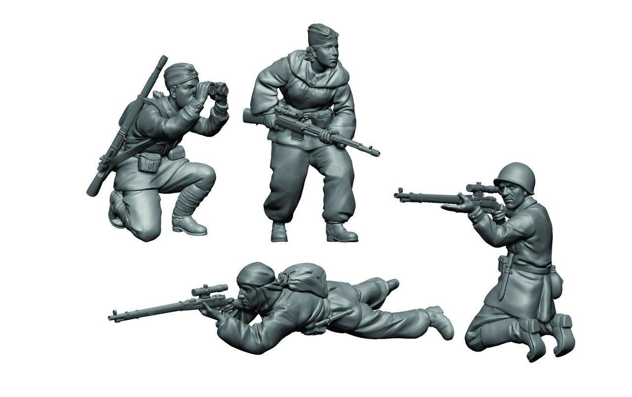 инструкцыи для снайперов