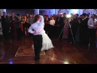 Лезгинка на свадьбе в Америке.(Таты)