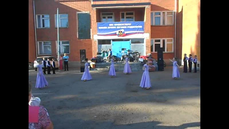 Группа №4 - Ах, этот бал (день деревни Судино 20.06.2019)