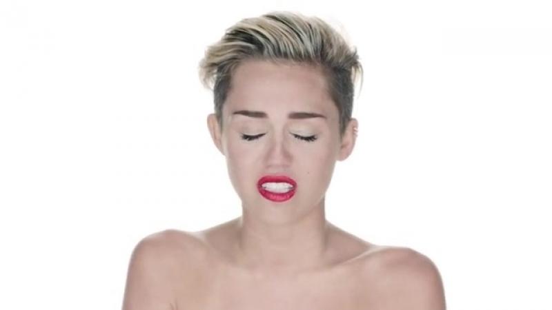 Клип Miley Cyrus - Wrecking Ball скачать бесплатно Скачать клип