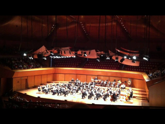 Alessio Allegrini Solo Corno 5ª Sinfonia Tchaikovsky