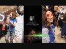 Ольга Бузова выступила на площадке парфюмерного супермаркета «Золотого яблока» в ТРЦ «Афимолл Сити»