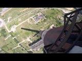 Прыжок 7 ropejumping Запорожье труба 125 м