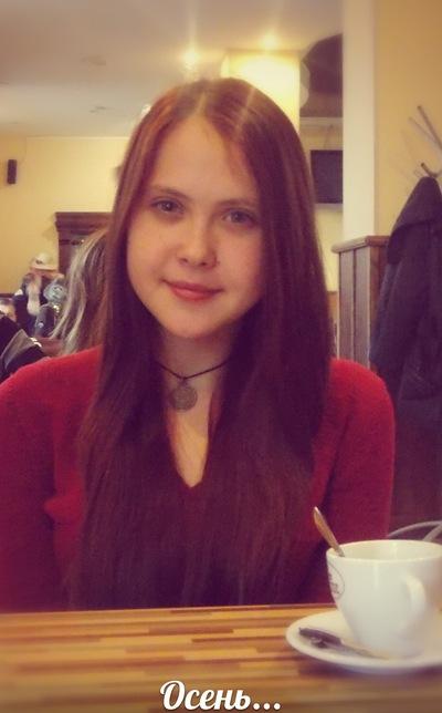Анастасия Федулова, 28 декабря 1996, Томск, id120151544