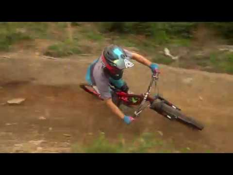 ROB WILLIAMS RAW Trail Centre Turns