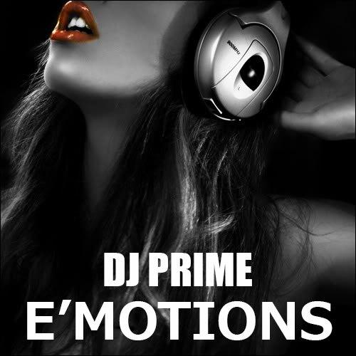 DJ Prime – E'Motions 008 (26-03-2013)