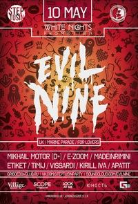 Evil Nine (UK) 10.05 @ Griboedov Club