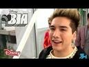 Bia - Um Dia com Jandino e Luis _ Backstage de Bia