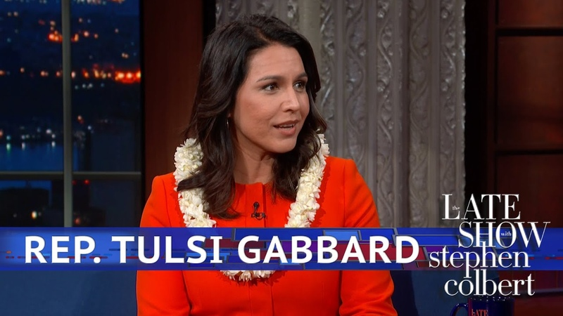 Rep. Tulsi Gabbard On Americas Role In The World