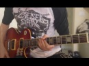 Architects - Devils Island Guitar Cover
