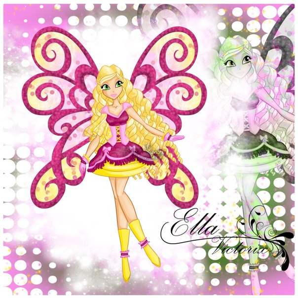 "Аниме журнал ""Winx club - Animage"" 2-oй выпуск!"